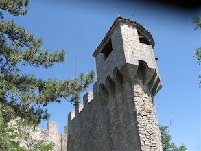 Photo: bastion věže Cesta