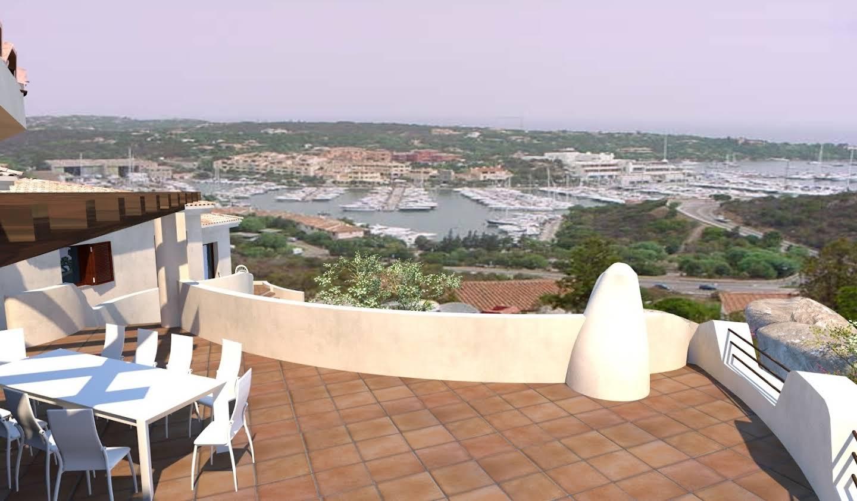 Maison avec terrasse Porto Cervo