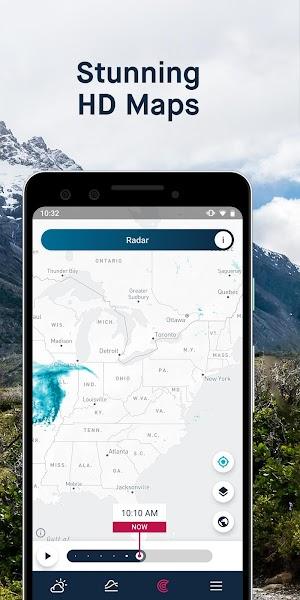 WeatherPro Premium Screenshot Image