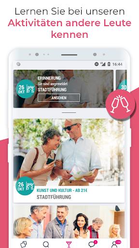 Zweisam - Chatten und Treffen Sie Singles u00fcber 50 5.27.2 screenshots 5