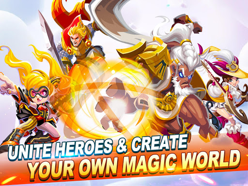 Magic Rush: Heroes Screenshot