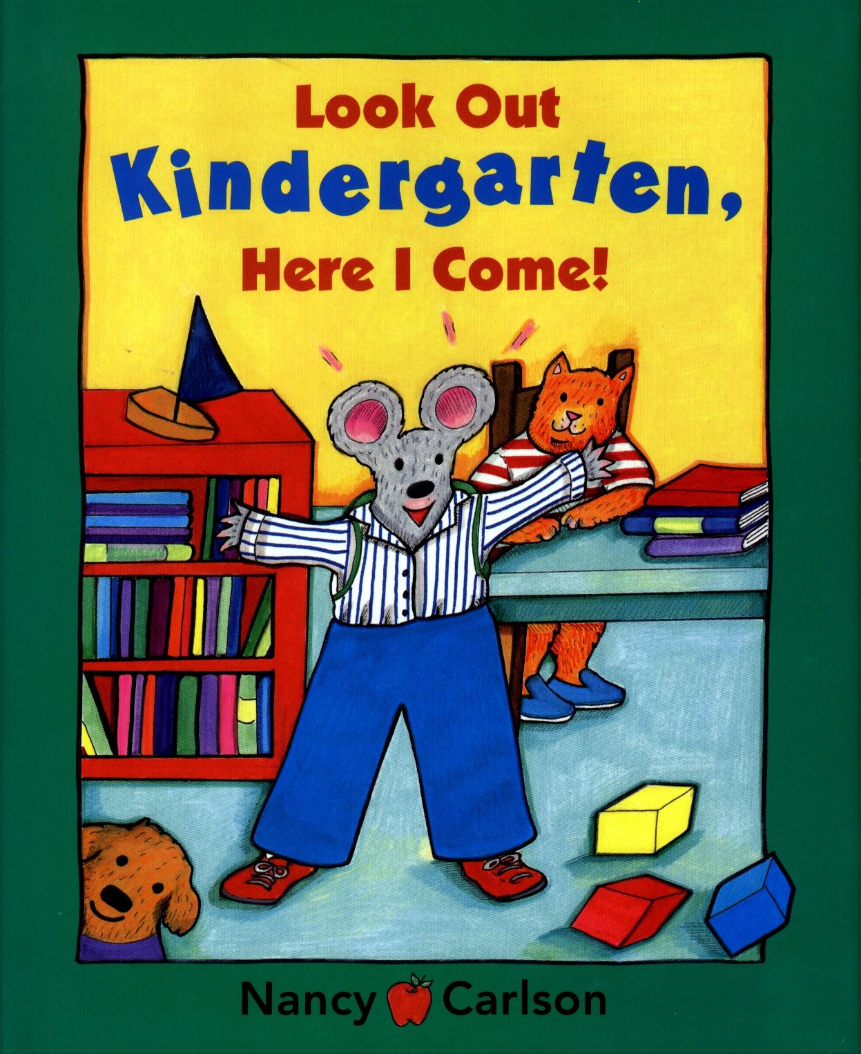 look out kindergarten here i come.JPG