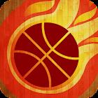 Basketball Mega Sports NBA Stars icon