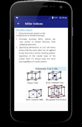 Material Science screenshot 3