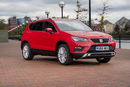 SEAT rave about new Ateca