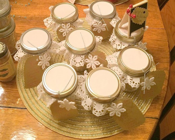 This size batch will make 9 - 10 half pint jars. ***ADD TAG THAT SAYS:...