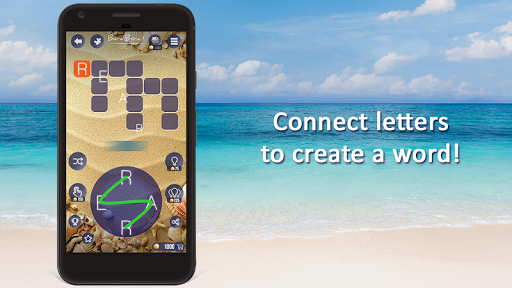 Word Beach: Fun Relaxing Word Search Puzzle Games screenshots 7