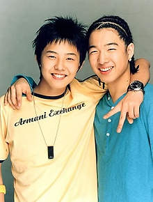 G-Dragon and Taeyang BIGBANG debut