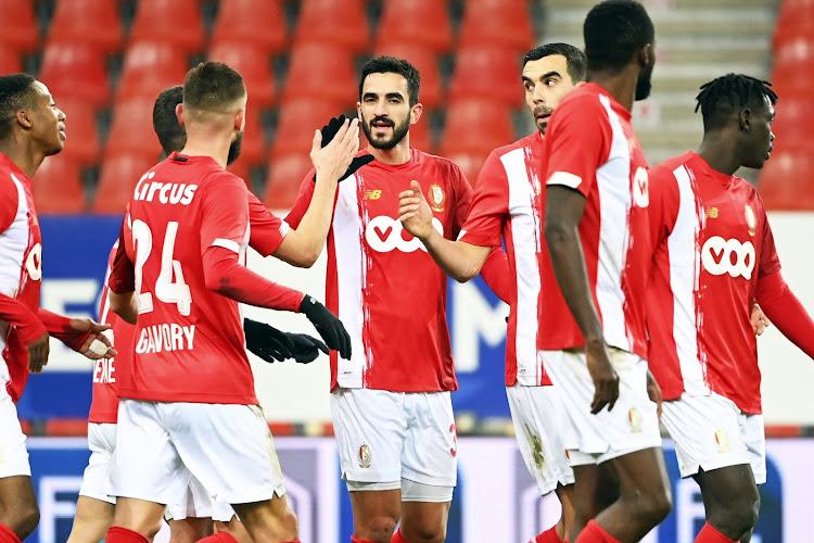 Un joueur du Standard fait son retour dans le groupe avant la rencontre face à Malines