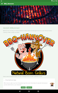 BBQ-Hannover Screenshot
