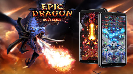 Dragon Epic - Idle & Merge - Arcade shooting game filehippodl screenshot 8