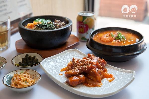 滿足套餐!木槿花韓式食堂,輕鬆享用多種美味