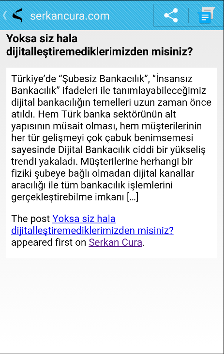 www.serkancura.com- screenshot
