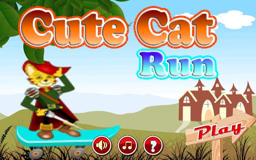 猫ランニングゲーム