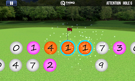THINQ Golf- screenshot thumbnail