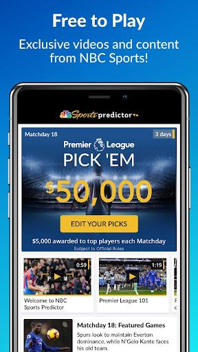 NBC Sports Predictor  screenshots 4