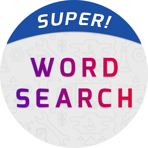 Super Word Search Puzzle Game - 2017 New Boards
