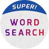 Super Word Search Puzzle Game - 2017 New Boards (Unreleased)