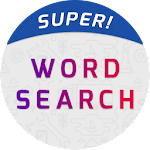 Super Word Search Puzzle Game - 2017 New Boards Icon