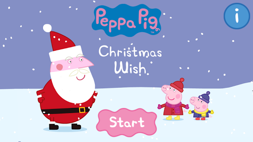 Peppa Pig Book: Christmas Wish  screenshots 1