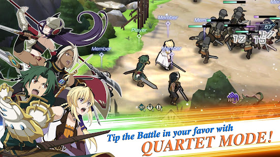 Grancrest War: QuartetConflict 2