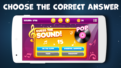 Guess The Song - Music & Lyrics POP Quiz Game 2017 download 2