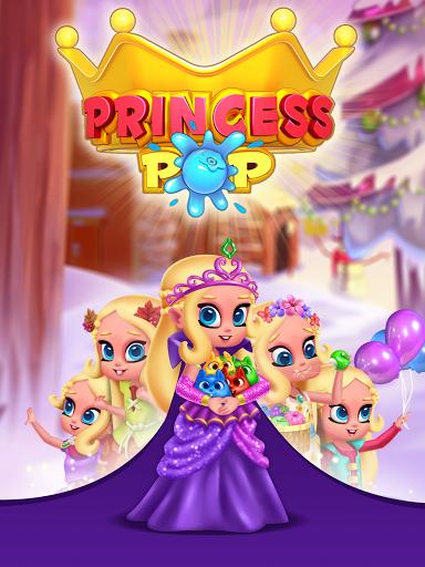 Princess Pop - Bubble Games filehippodl screenshot 16