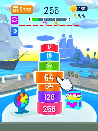 Brick Merge 3D 1.2 screenshots 16