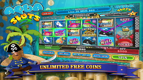 Aqua Slots Jelly Fish Treasure Island 2 FREE- screenshot thumbnail