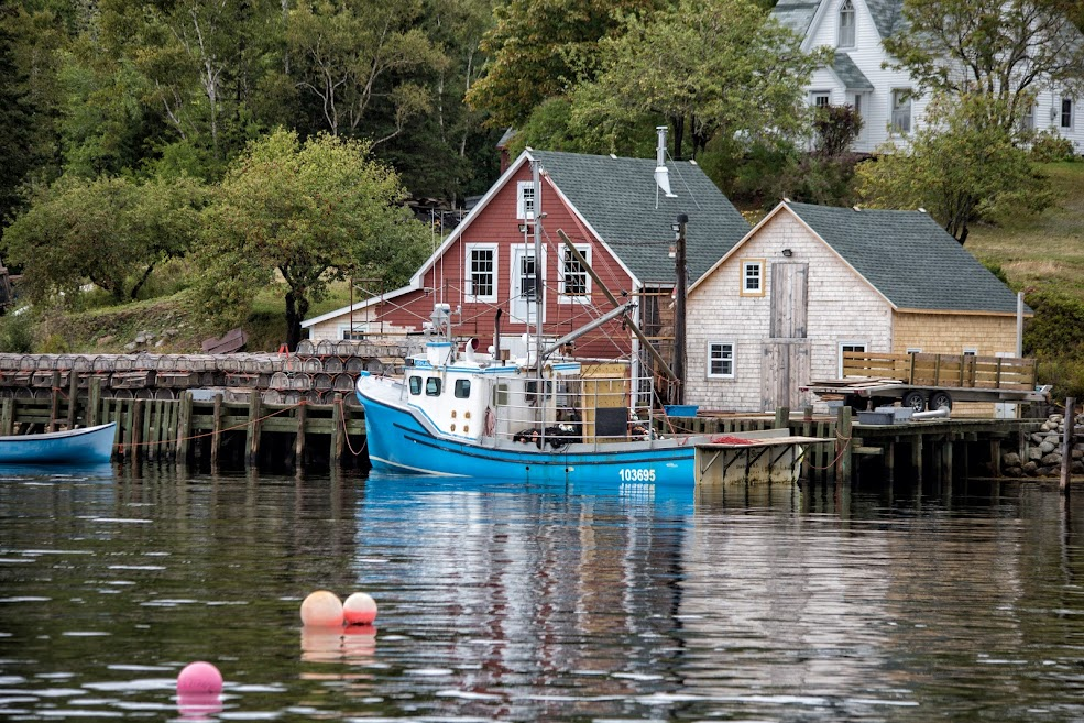 Nowa Szkocja, Nova Scotia