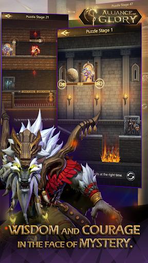 Alliance of Glory filehippodl screenshot 1