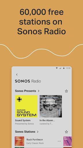 Sonos screenshot 5