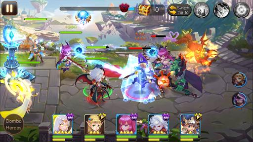 7 Paladins NA: 3D RPG x MOBA 1.1.9 screenshots 15