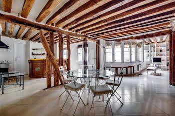 Loft 3 pièces 87 m2