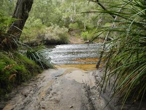 Photo: Warren River Crossing up stream