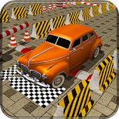 Car Parking Simulator: School Driving Test Android APK Download Free By Super Mobile Games