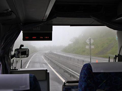 網走バス「千歳オホーツクエクスプレス」 ・271 車窓_03