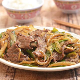 Chinese Mongolian Sauce Recipes