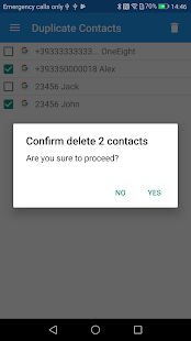 Duplicate Contacts- screenshot thumbnail