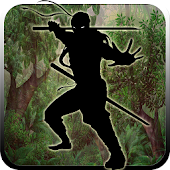 Ninja Jungle Run