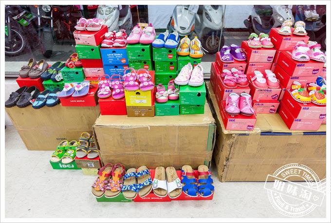 高雄三多三路特賣會兒童鞋
