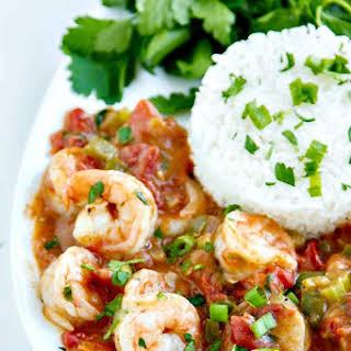 Cajun Shrimp Etouffee Recipes.