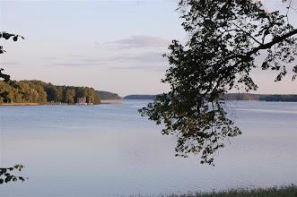 Photo: Zatoka Kraga (jez. Jeziorak). Widok z Gubławek (Gablauken)