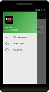 OBD Trouble Codes(DTC) OBDmax- screenshot thumbnail