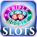 Triple Double Diamond Slots icon