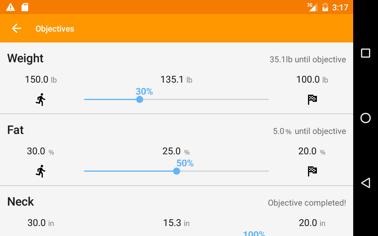 Weight loss tracker android apps on google play weight loss tracker screenshot nvjuhfo Gallery