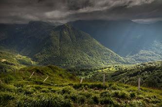 Photo: Lumière sur les Pyrénées