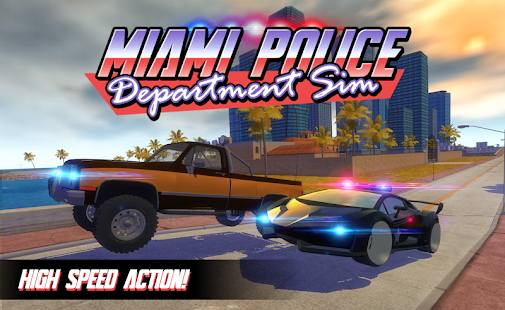 Miami Police Department Sim- screenshot thumbnail