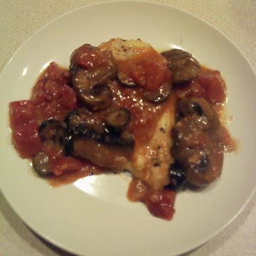 Chicken Marengo Recipe