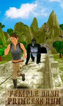 Temple Dash Run